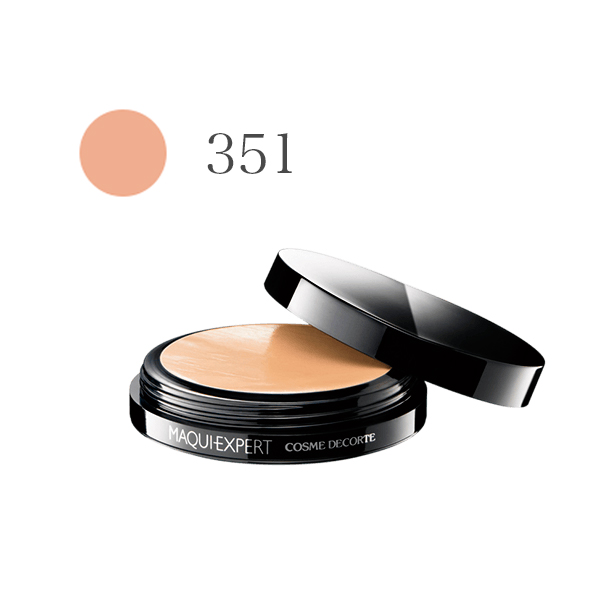 ランキングTOP5 変化力に驚く フレスコマットの仕上がりが新しい デポー 国内正規品 COSME DECORTE コスメデコルテ マキエクスペール 25g メイクアップ ピンクオークル 351 化粧品 カバリング ファンデーション