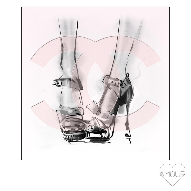 【LA直輸入】【Amour Art】 TOP TEN アート オマージュアート ファッションアート アモア アモアアート 海外セレブ 直輸入 キャンバス アクリル メタル ラメ ロサンゼルス
