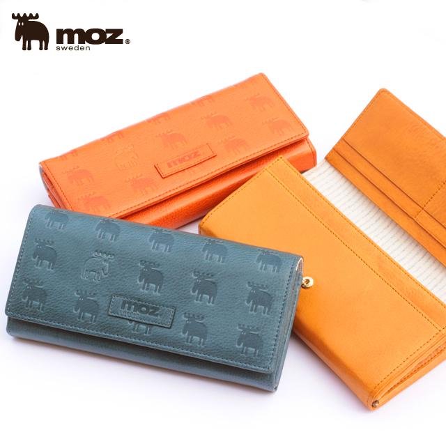 【moz】モズ 長財布 レディース