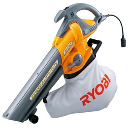 RYOBI [リョービ] ガーデン機器 ブロワバキューム RESV-1000 [RESV1000]