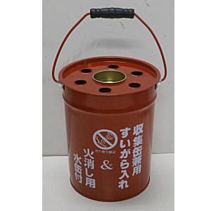 期間限定 サンカ 初売り 屋外用吸殻収集缶 OS-0708
