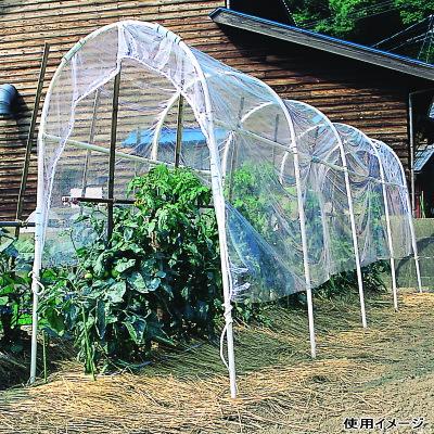 【大型便・時間指定不可】DAIM[第一ビニール] 家庭菜園用品 雨除け栽培セット デラックス C-2