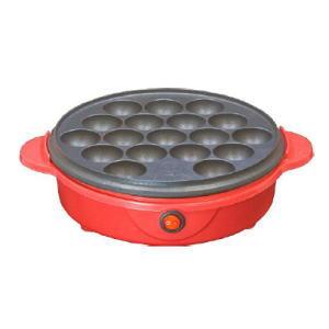 ネオーブ たこ焼き器 レッド NWT-1865AR