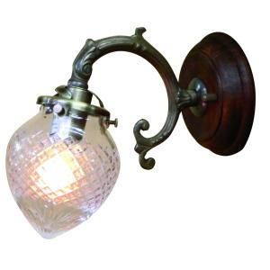 【送料無料】 サンヨウ アンティーク照明 ウォールランプ FC-WW530A 336 【屋内用】