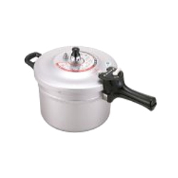 ホクア [北陸アルミ] リブロン圧力鍋 5.5L