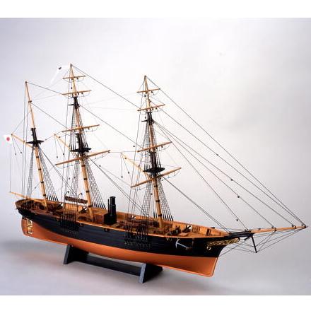 ウッディジョー 1/75 木製帆船模型 木製帆船模型 1/75 咸臨丸[帆無し]レーザーカット加工, オオトネマチ:8a0be932 --- sunward.msk.ru