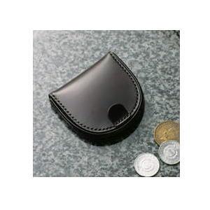 パーリィークラシック 馬蹄型小銭入れ PC-01 ラズベリーレッド