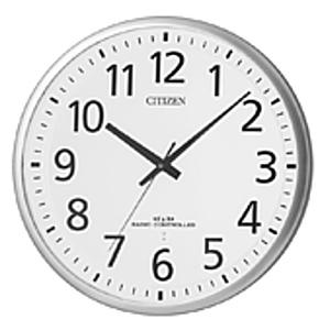 CITIZEN シチズン 電波掛時計 スペイシーM465 8MY465-019 [8MY465019]