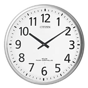 CITIZEN シチズン 電波掛時計 スリーウェイブM821 4MY821-019 [4MY821019]
