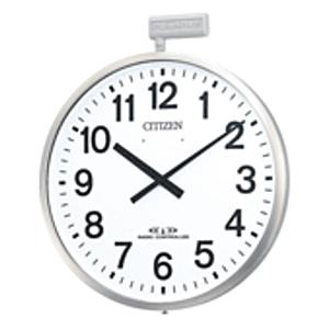 CITIZEN シチズン 電波掛時計 パルウェーブM611B 4MY611-B19 [4MY611B19]