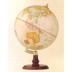 リプルーグル 地球儀 球径30cm クランブルック型 【日本語版】 31470