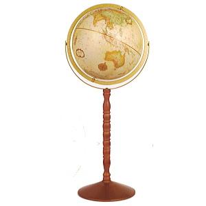 リプルーグル 地球儀 球径30cm ヨークタウン型  【日本語版】31873