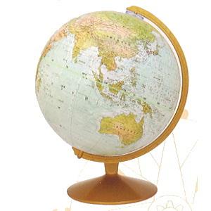 リプルーグル 地球儀 球径30cm マリナー型  【日本語版】33570