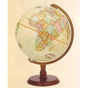 リプルーグル 地球儀 球径30cm カーライル型【日本語版】 83573