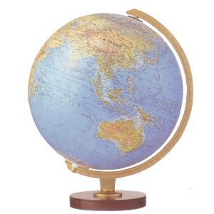 リプルーグル 地球儀 球径30cm リビングストン型 【日本語版】86578