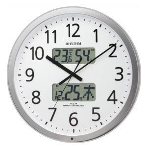 リズム時計 RHYTHM プログラムカレンダー403SR 4FN403SR19