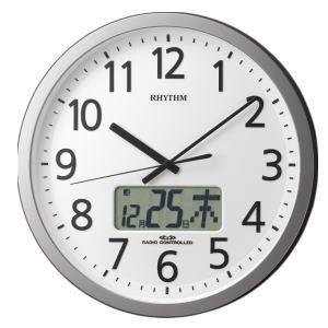リズム時計 RHYTHM プログラムカレンダー405SR 4FN405SR19