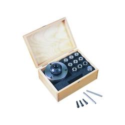 最安値 支店 Online No.24419:Arcland PROXXON [プロクソン]コレットホルダー・チャックセット-DIY・工具
