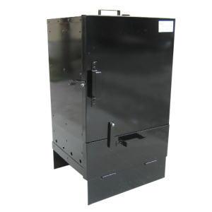 【メーカー直送 代引不可】カシワ 新型スモークグリル ハーフ 燻製器 スモーカー