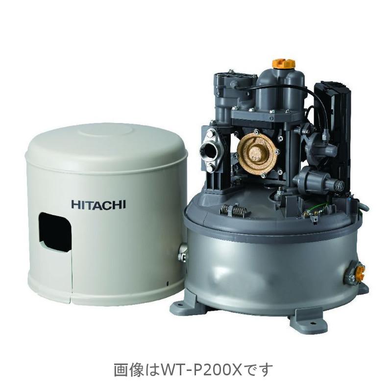 日立 インバーター浅井戸用ポンプ WT-P200X