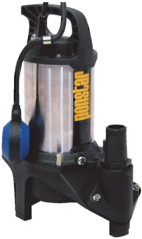 工進 汚物用水中ポンプ ポンスター PZ-640A自動運転機能付 [60Hz/西日本専用]