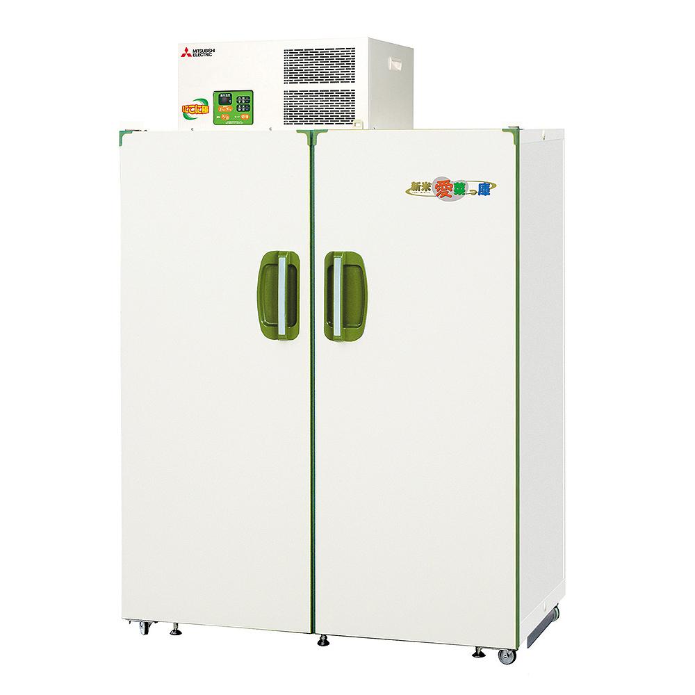 【メーカー直送】【設置サービス付】 三菱電機 二温度帯保冷庫 21袋タイプ MTR1400VN 新米愛菜っ庫
