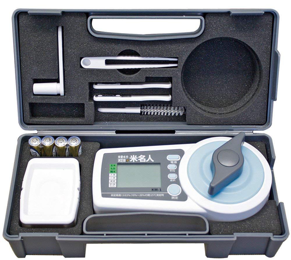 高森コーキ 米麦水分測定器 KM-1