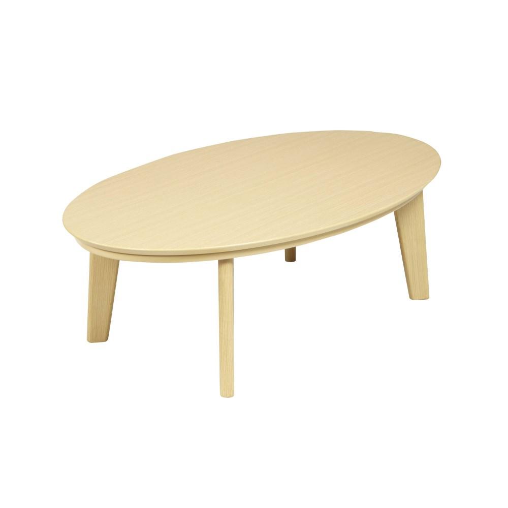 【大型便・時間指定不可】ユアサ センターテーブルこたつ EBN-1056D N