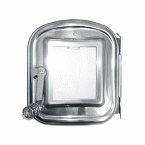 ホンマ製作所 セットアップ 時計型薪ストーブ用 ガラス窓付 替え扉 大決算セール