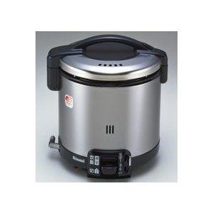 Rinnai リンナイガス炊飯器 RR-055GS-D ブラック 都市ガス用[13A]