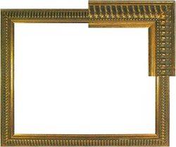 ラーソン・ジュール デッサン縁 D901 アンティークゴールド サイズ:全紙