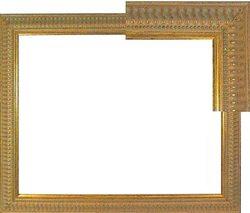 ラーソン・ジュール デッサン縁 D901 ライトゴールド サイズ:全紙