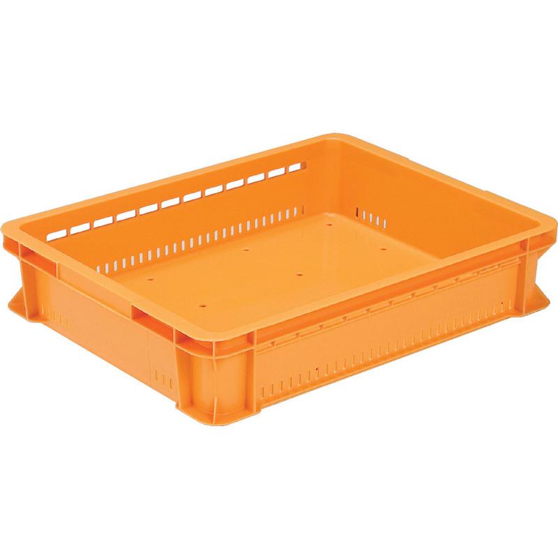 【メーカー直送 代引不可】サンコー サンボックス#28 オレンジ 8個 203000 セット販売