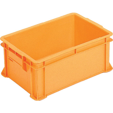 【メーカー直送 代引不可】サンコー サンボックス#24B オレンジ 12個 201601 セット販売