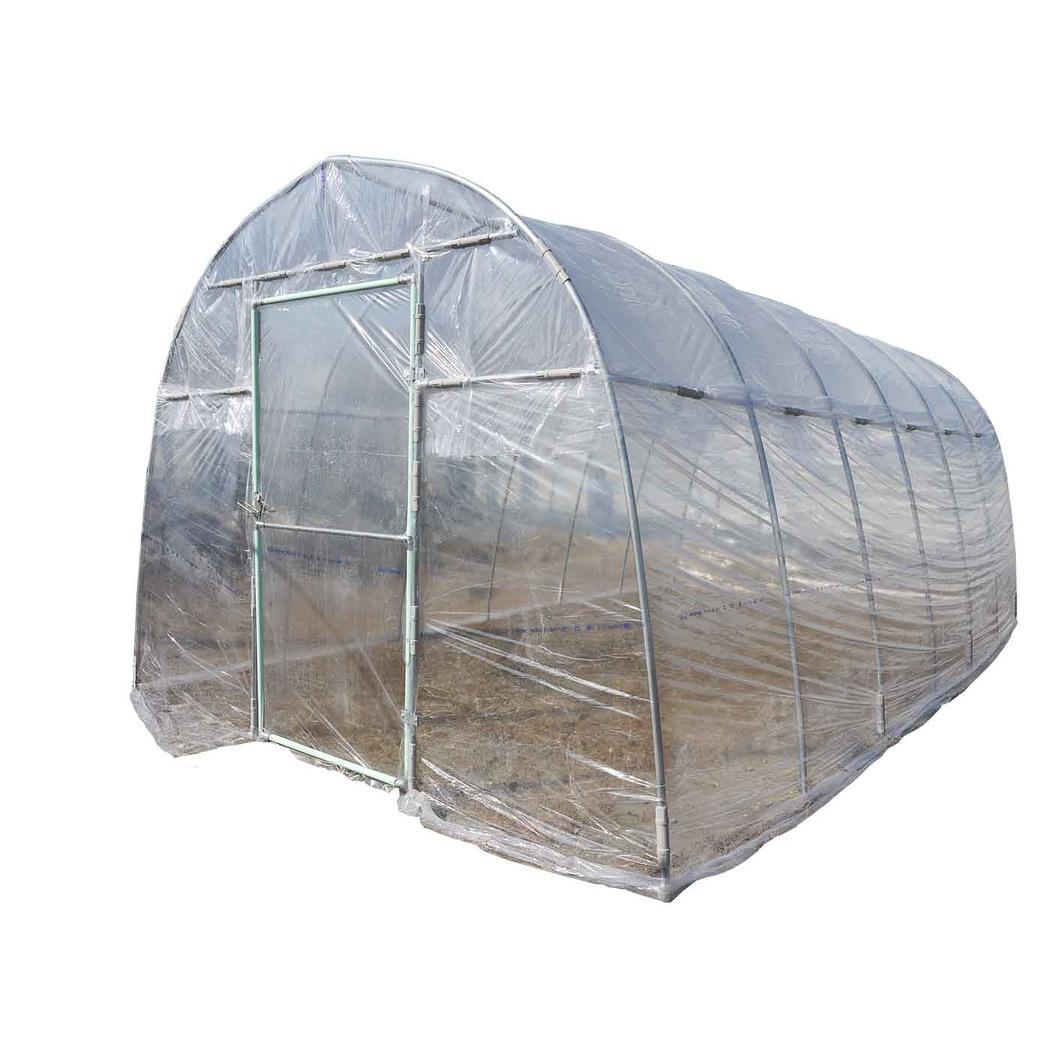 【大型便・時間指定不可】「3梱包」南栄工業 菜園ハウス H-2748