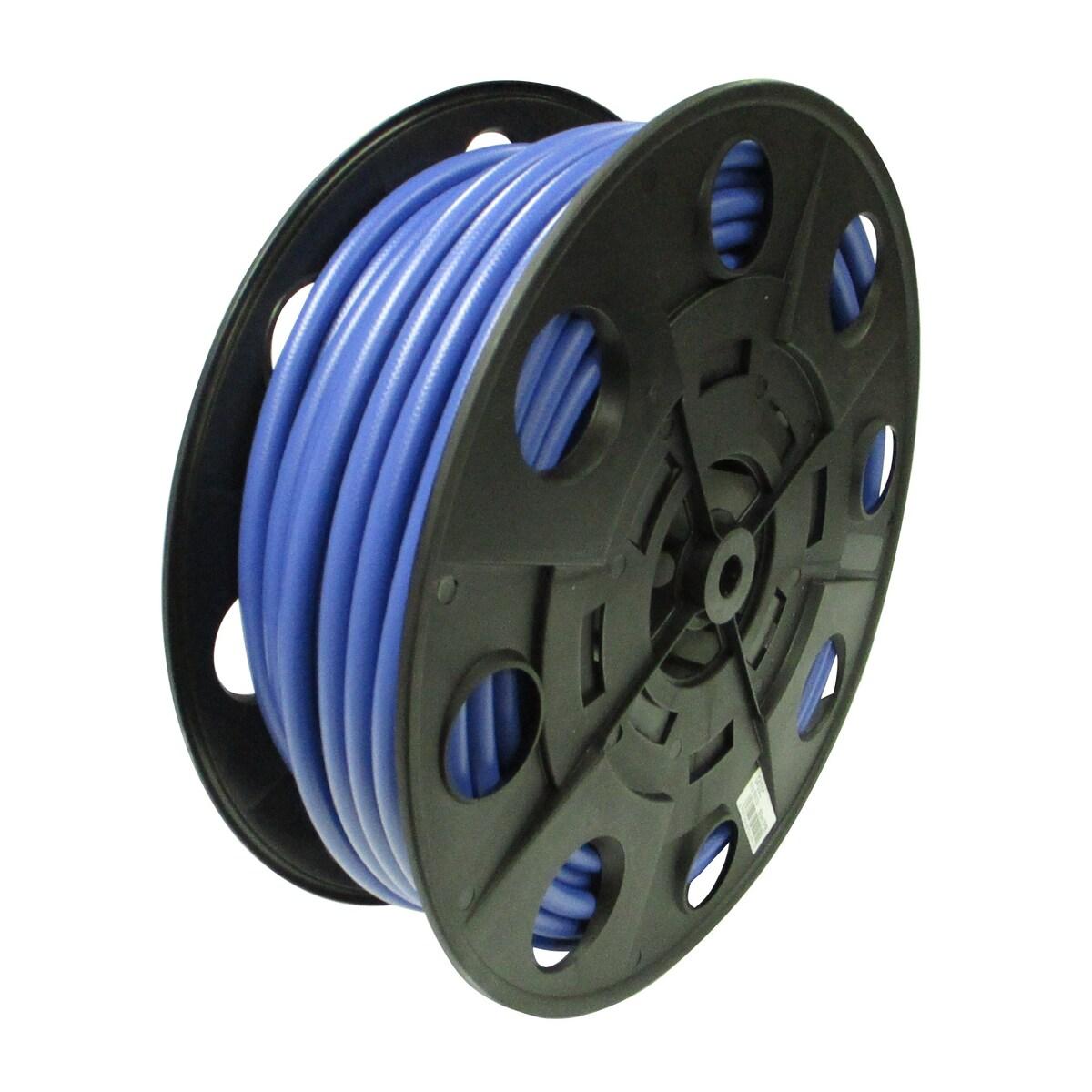 カクイチ 散水用ホース 内径9mm×外径13mm 60M GARDEN ブルー G433C