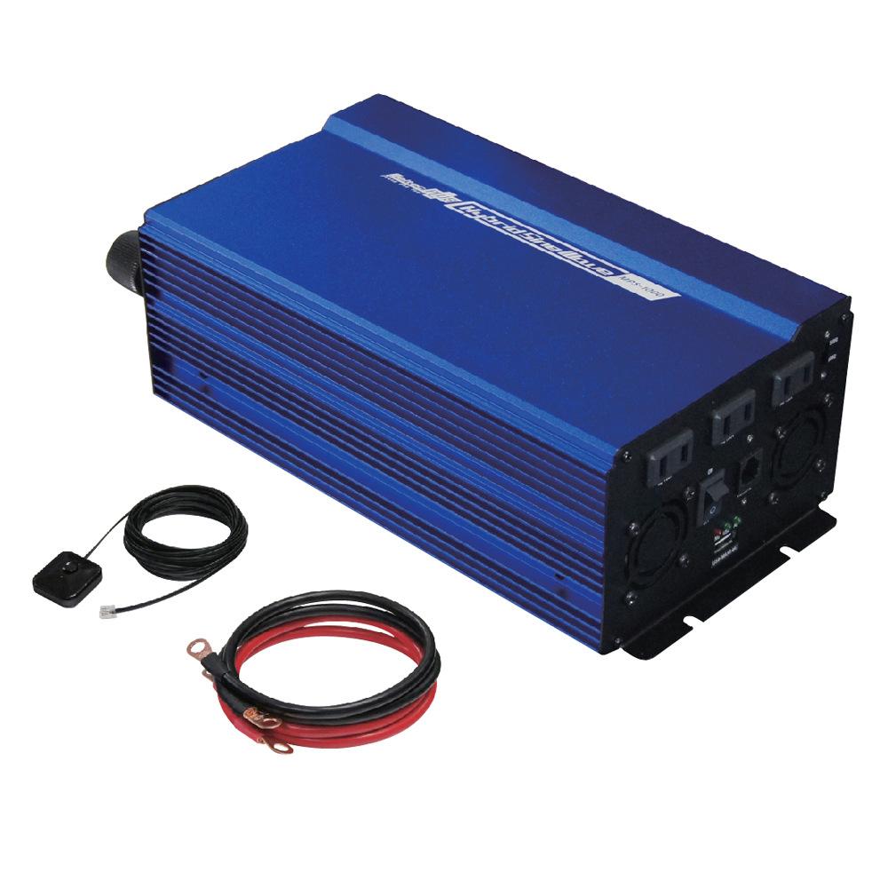 メルテック 正弦波インバーター 1000W MPS-1000
