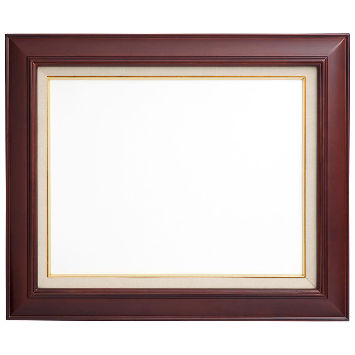 【大型便・時間指定不可】ラーソン・ジュール 油絵用額縁 A826 F20 セピア