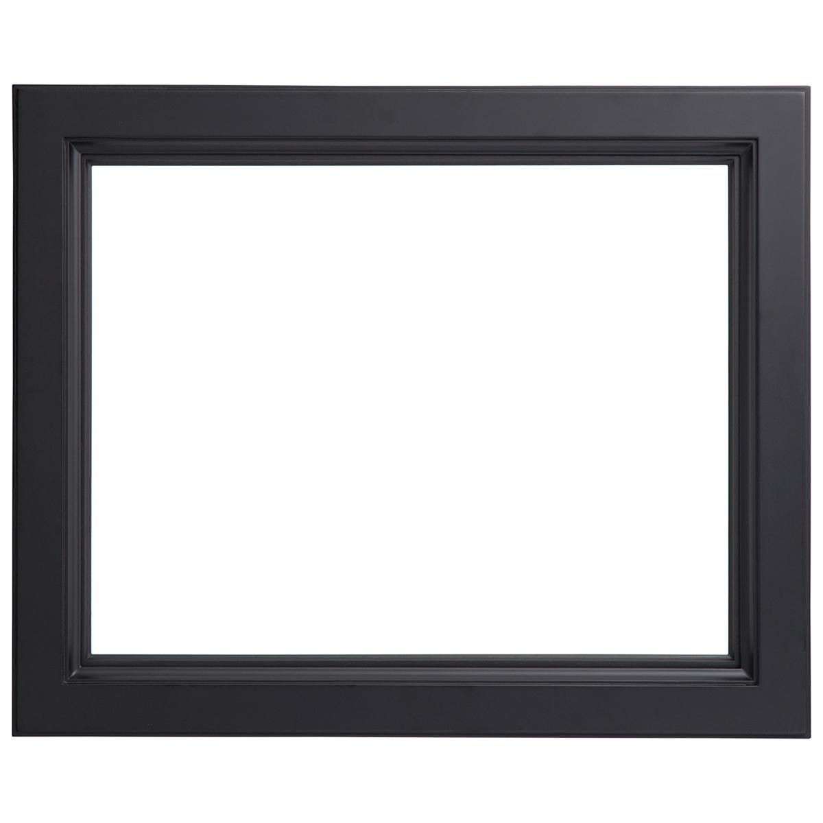 【大型便・時間指定不可】ラーソン・ジュール 油絵用額縁 A260 F30 ブラック