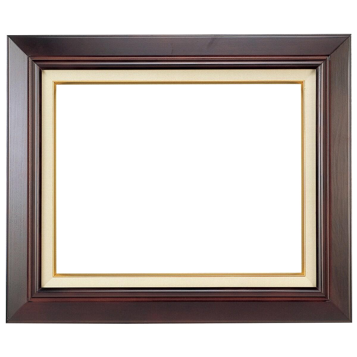 ラーソン・ジュール 油絵用額縁 A140 F10 セピア