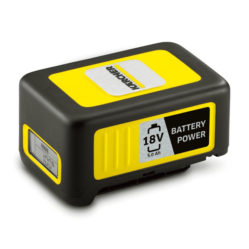 ケルヒャー バッテリーパワー 18V5.0Ah 2.445-060.0