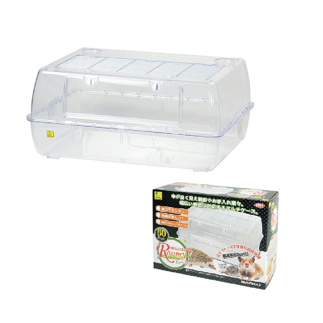三晃商会 ルーミィ60ベーシック メーカー再生品 小動物ケージ 本日限定 C601