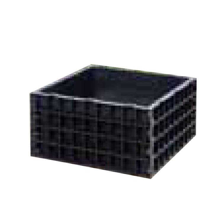 安心と信頼 法人限定 サンポリ 堆肥ワク角型 200L 790×790×400mm 正規逆輸入品 メーカー直送 代引不可 S-07 配送地域限定