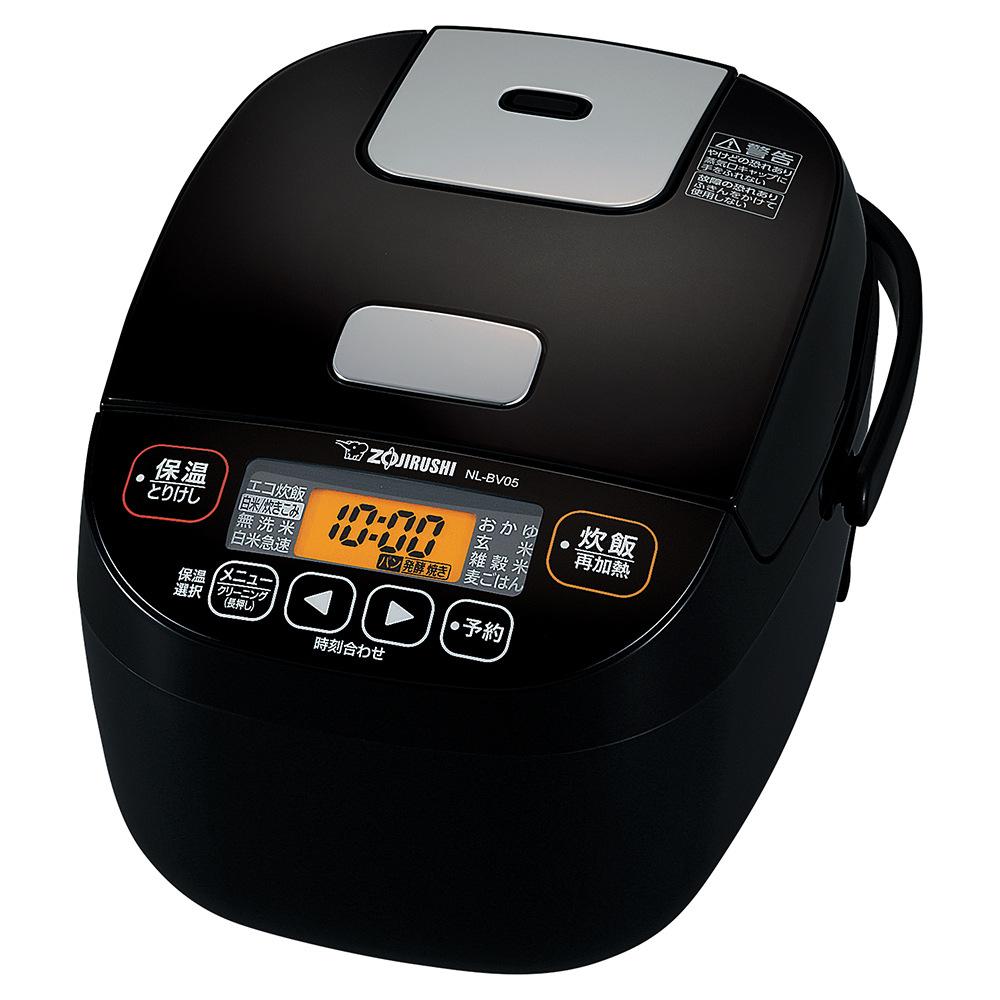 象印 大決算セール 全品最安値に挑戦 極め炊き マイコン炊飯ジャー 3合炊き NL-BV05-BA