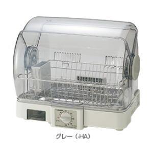 象印 食器乾燥機 ヨコ型 5人用 EY-JF50 HA グレー