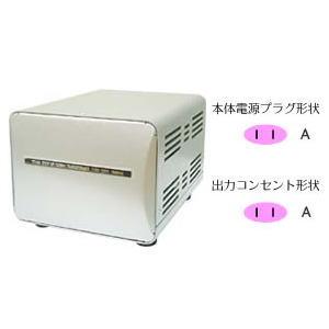 カシムラ 海外国内用大型変圧器 110-130V/1500VA WT-1UJ