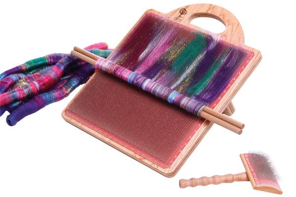 アシュフォード・ブレンディングボード【紡ぎ 染め 染色 羊毛 フェルト 糸 綿 織り 手織り】