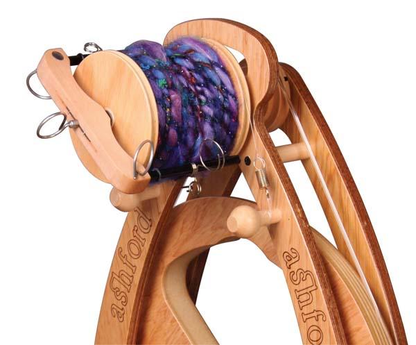 アシュフォード・ジョイ・スライディングフックフライヤー フリーダムキット【紡ぎ 染め 染色 織り 羊毛 フェルト 糸】