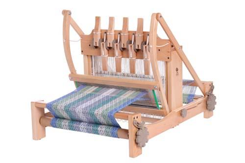 アシュフォード・テーブルルーム60cm8枚そうこう【卓上 手織り 織り機 織機 ヘドル 紡ぎ 染め 羊毛 フェルト ニードル 糸 綿 ウール】