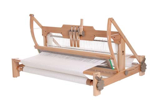 アシュフォード・テーブルルーム60cm4枚そうこう【卓上 手織り 織り機 織機 ヘドル 紡ぎ 染め 羊毛 フェルト ニードル 糸 綿 ウール】